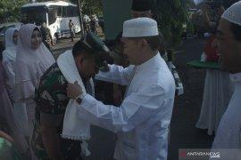 Safari di HST, Pangdam VI Mulawarman minta seluruh warga do'akan agar Indonesia aman