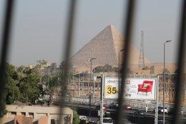 WNI di Mesir diimbau untuk waspada menyusul teror bom di dekat Piramida Giza