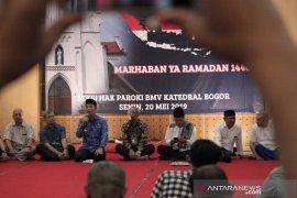Gereja Katedral Bogor menggelar buka puasa bersama