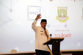 Pembangunan jalan di  Banten tuntas 100 persen pada 2020