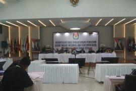 KPU-RI tunda rekapitulasi empat provinsi dan Kuala Lumpur