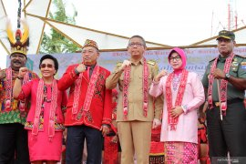 Cegah COVID-19, Majelis Adat Dayak imbau pesta panen padi ditiadakan