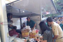 Disperindag Gianyar bersama Bulog adakan Pasar Murah