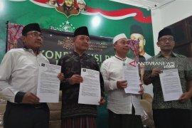 NU Jatim: Demo tolak Pemilu bertentangan dengan agama