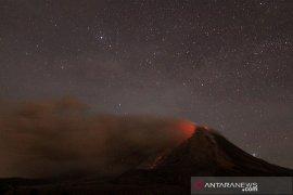 Status Gunung Sinabung turun dari Awas menjadi Siaga