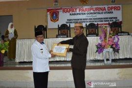 DPRD membahas RPJMD 2018-2023 Gorontalo Utara