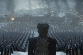 "Serial film ""Game of Thrones"" belum tamat?"