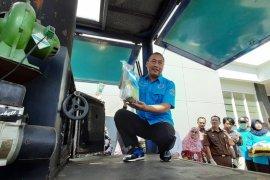 "BNNP Jatim musnahkan lima kilogram ""bb"" sabu-sabu"