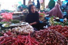 Harga bawang putih di Gorontalo turun karena stok melimpah
