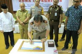 BPN Kota Pangkalpinang canangkan pembangunan zona integritas