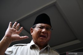 Prabowo tolak hasil rekapitulasi KPU