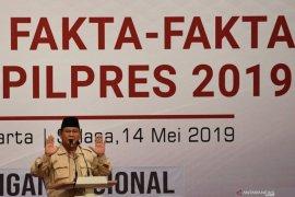 Gerindra katakan tak ada fakta kaitkan Prabowo dengan tuduhan makar