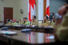 Kepala Sekolah se-Kota Bogor mendapat arahan pendidikan anti korupsi
