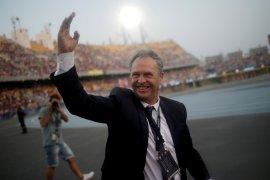 Pelatih Sevilla Joaquin Caparros mengundurkan diri