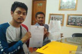 Aliansi Pemuda laporkan KPU Kabupaten Cianjur ke DKPP