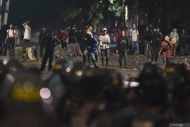 Rilis para tersangka kericuhan, polisi sebut mayoritas pengangguran