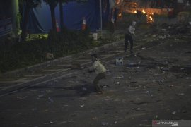 KPAI sayangkan anak ikut jadi korban bentrok massa-polisi