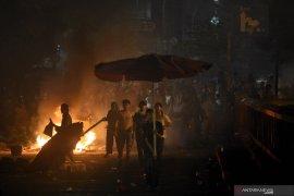 Polri paparkan kronologi kericuhan unjuk rasa Bawaslu