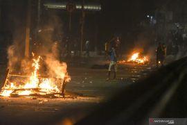 Komnas HAM: korban bentrok terkena peluru karet