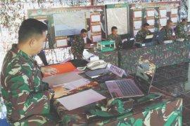 Kodim 0114 Aceh Jaya gelar latihan penanggulangan bencana alam