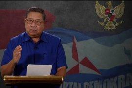 SBY lega KPU telah umumkan hasil Pemilu 2019