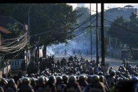 Aksi 22 Mei di Jakarta Barat