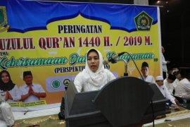 Peringati Nuzulul Quran, Wali Kota Mojokerto ingatkan warga jaga persatuan