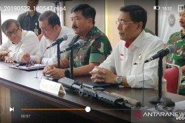 """Panglima tegaskan TNI """"mem-back up"""" Polri tangani kerusuhan"""