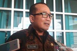 Sujiwo mengatakan penyerapan anggaran tahun 2019 masih rendah