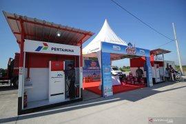Pertamina: Konsumsi bahan bakar selama Lebaran naik 16 persen