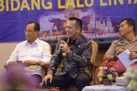 Gubernur Ridho Ficardo Yakin Mudik di Lampung Lancar