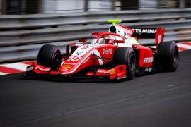 Pebalap Sean Gelael bakal start posisi enam di Monte Carlo