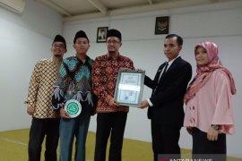 Bangka City Hotel resmi miliki sertifikat halal dari MUI