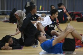 Hadapi Taiwan, tim bulu tangkis Indonesia turunkan formasi terbaik