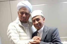 Kerabat sebut Ustadz Arifin Ilham selalu nampak gembira meski derita kanker