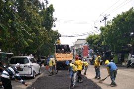 Pemkot Tangerang percepat penyelesaian perbaikan jalur mudik
