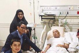 Sandiaga Uno kirim doa untuk Ustaz Arifin Ilham