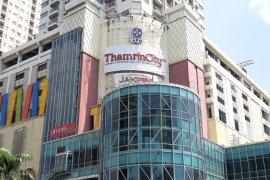 Waspada, Dua kios di Thamrin City terbakar
