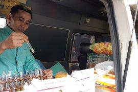 BPOM: hasil inspeksi penganan Ramadhan di Jambi aman