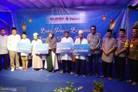 PT Timah santuni 1.000 anak yatim di Belitung