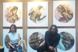 "23 Mei-30 Juni, pelukis Ida Bagus Purwa adakan pameran tunggal ""AWAK"""