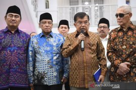 JK: Di depan saya, Prabowo perintahkan hentikan aksi massa