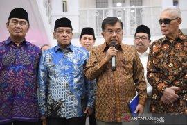 Wapres JK: Di depan saya Prabowo perintahkan hentikan aksi massa