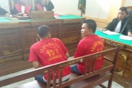 Anggota sindikat narkotika jaringan  internasional dihukum 17 tahun