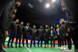 Indonesia coba bermain lepas saat hadapi Jepang di semifinal Piala Sudirman