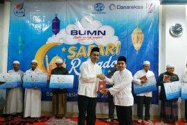 Jasa Raharja bagikan seribu Al Quran pecahkan rekor  MURI