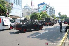 Polisi siapkan delapan kompi untuk pengamanan di MK