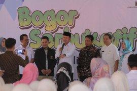 """Disdik Kota Bogor dan KPAI luncurkan """"Serbukatif"""""""