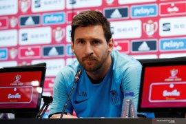 Kalah dari Liverpool, Messi akhirnya buka suara