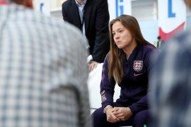 Inggris taklukkan Denmark 2-0, pemanasan jelang Piala Dunia Putri
